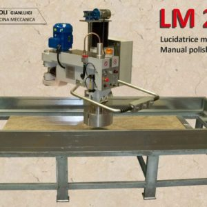 Lucidatrice Manuale Marmo